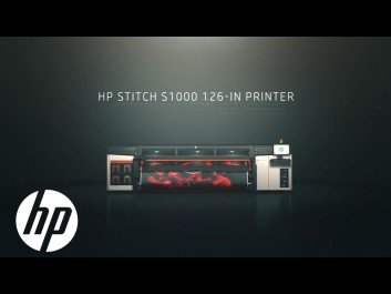 HP Stitch S1000 Printer: Expand Your Dye-Sub Print Potential