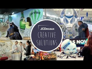 International Creative Solutions campaigns 2016 | JCDecaux