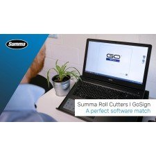 Summa GoSign / A perfect software match for roll cutters